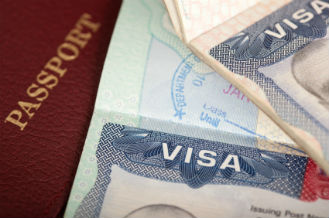 Visa and consular services